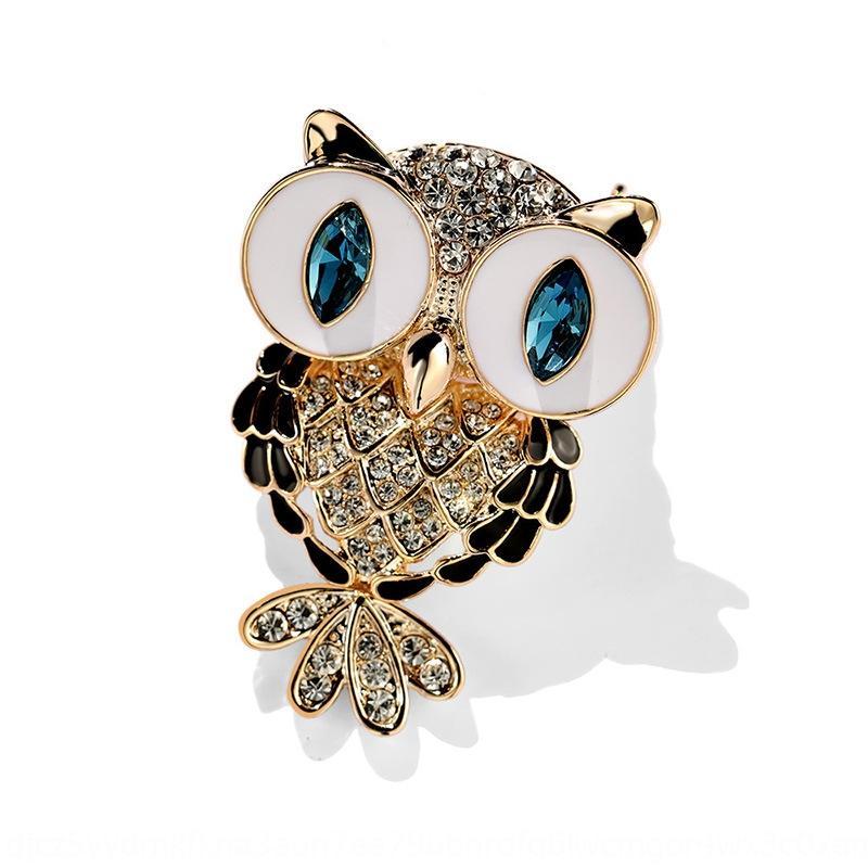 Xiliang concubine Mode owl pin Strickjacke elegant Zubehör Xiliang concubine Mantel Mode owl Brosche Mantel Cardigan elegant ac Brosche