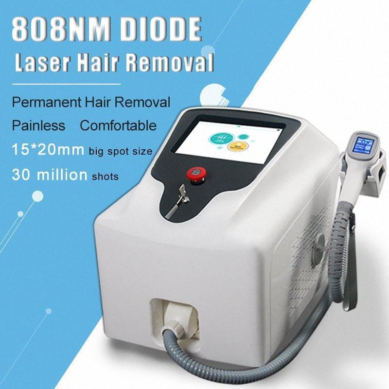 808nm Lumenis 808 Diodo depilación eliminar el vello con láser Tratamiento del Dolor Sin vello con láser REOMVAL Equipo de belleza anti #