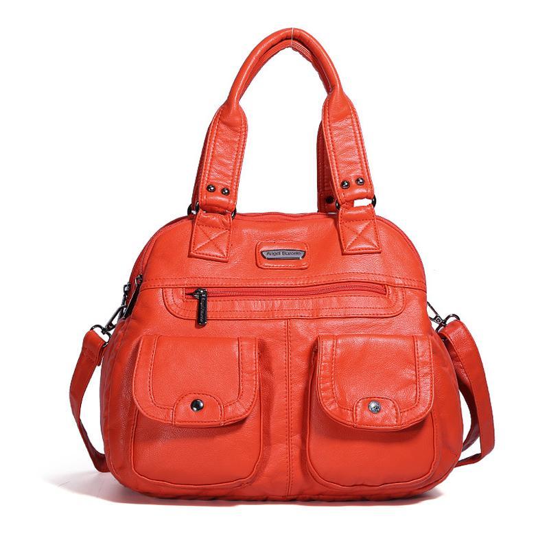 Çok Amaçlı Bayanlar yüksek kaliteli PU Deri Hobo Çanta Tasarımı Kadın Boş Büyük Omuz Çantaları Lady Alışveriş Casual Çanta