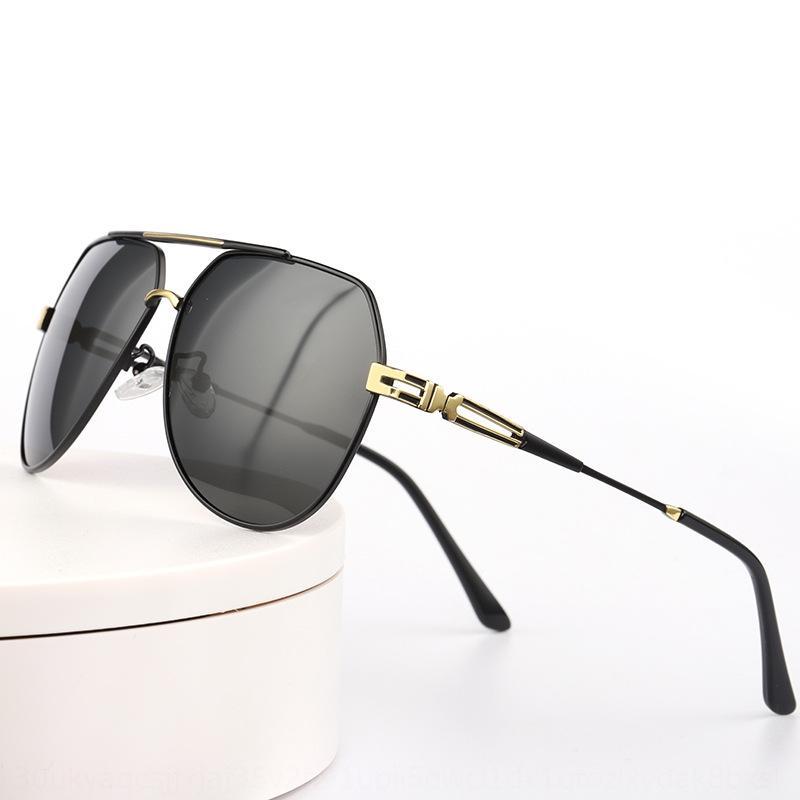 sole conducente polarizzata maschile 2020 guida occhiali da sole polarizzati sole vongole occhiali 0965 ehUj1