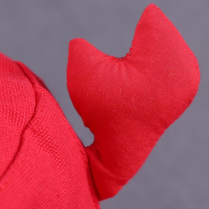 Korean cartoon children's cotton embroidered crab baby pot bucket bucket hat cute baby fisherman hat