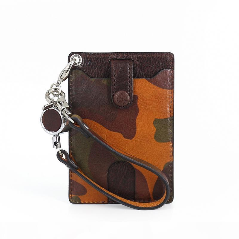 2020 Art und Weise echtes Leder Männer Brieftasche Freizeit Frauen Mappenledergeldbörse für freie C6148 Männer Kartenhaltermappe