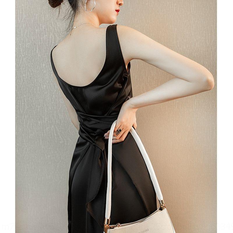 wm8mI 0qiAG Dongdaemun etilo imitação de baixo colar fechado cintura-seda colete pingente não-engomar não MD030249 para pendente vestido rugas vestido #