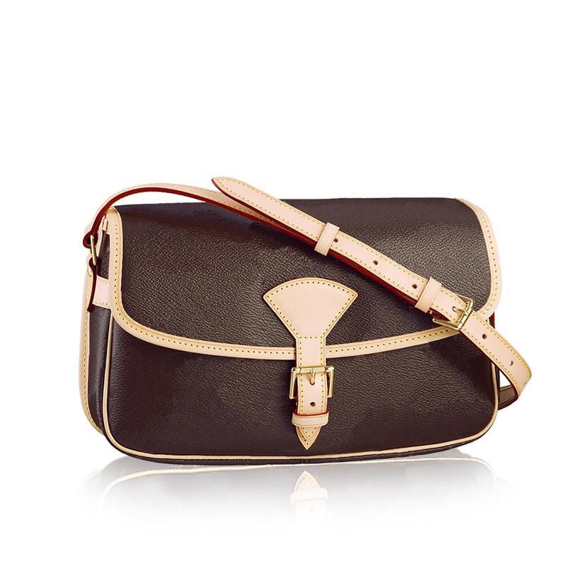 Bolsas de Ombro Crossbody Bag Womens Sologne Bolsas Bag Corpo Cruz bolsas bolsas de couro Clutch Mochila Carteira Moda Fannypack 69 827