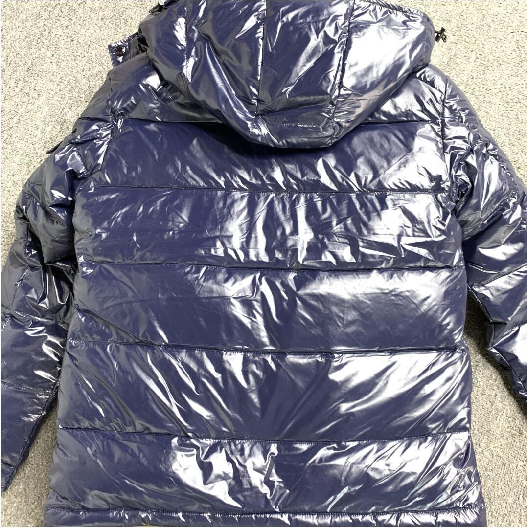 Hommes Veste d'hiver Femmes Down Jacket doudoune Manteaux d'hiver de qualité supérieure Casual extérieur chaud plume Outwear manteau hommes Thicken Fashion5