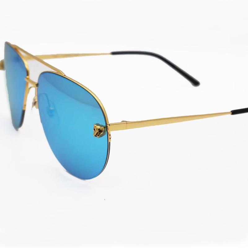 Gafas de sol de los hombres pantera Limited 2020 Tendencias del producto más nuevo Accesorios de Moda Gafas de sol Desinger Carter conducción Sombras