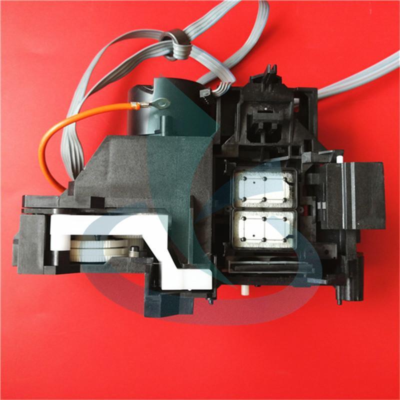 Free shipping 100% Nouvelle unité de nettoyage originale Pompe Unité compatible pour EPSON R1900 R2000 R1800 R2400 pompe encre d'aspiration 1 jeu