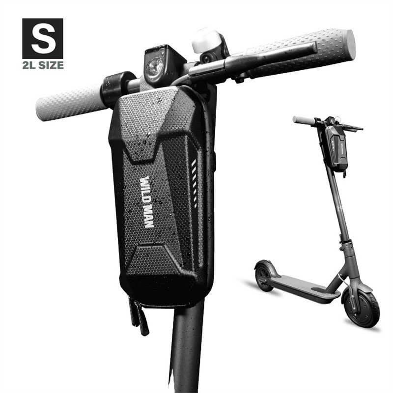 Scooter elettrico Sacchetto piegante della bicicletta per i sacchetti Borse Custodia rigida Eva bilanciamento della vettura scooter Accessori Borsa