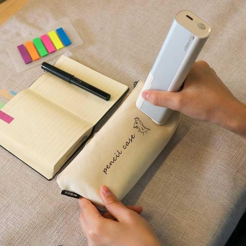 EVEBOT PrintPen Tintenstrahlstift tragbaren Handheld-Drucker Tattoo Druck Inkjet mini kleine tragbare