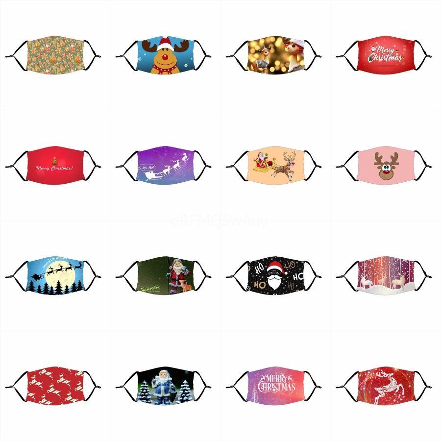 Visage Shields Biden Masque 2020 Été Mode Mignon Imprimer Er bouche visage soie Biden Masque extérieur Protection anti-poussière # 616 # Foulard 676