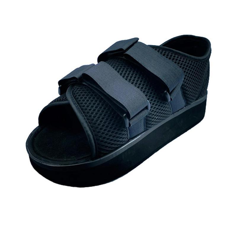 Kırık restorasyon düz tabanı ve rahat kullanılan Mobilite destekli nefes sıva ayakkabı düz ayak ortopedik ortopedik tutucu
