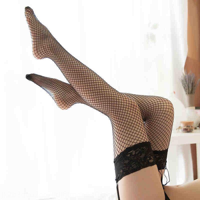 evd2Z специальные сексуальные носки ультра-тонкий дышащий сетки сексуальное нижнее белье с кружевной чулки Нижнее белье чулки без скольжения длинные трубки сетки носки
