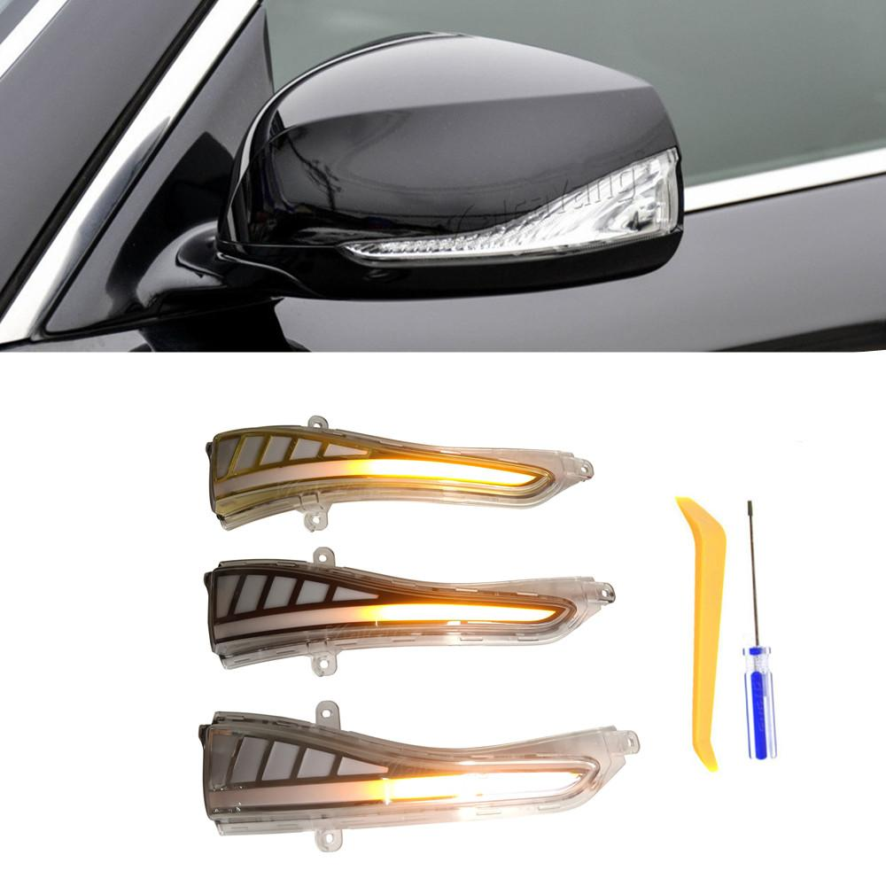 Для Infiniti Q30 Q50 Q60 Q70 QX50 QX60 QX70 LED Dynamic Turn Signal Light Side Mirror Sequential Indicator Блинкер лампы