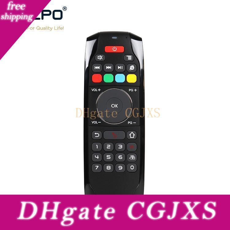 G7 Smart Air Souris Clavier Ir Télécommande pour Smart TV Pc Double Side Air Mouse Mini 2 Clavier Souris Air .4g