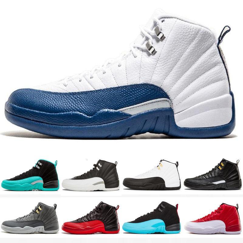Kids Men Retro Basketball Shoes 12 12s