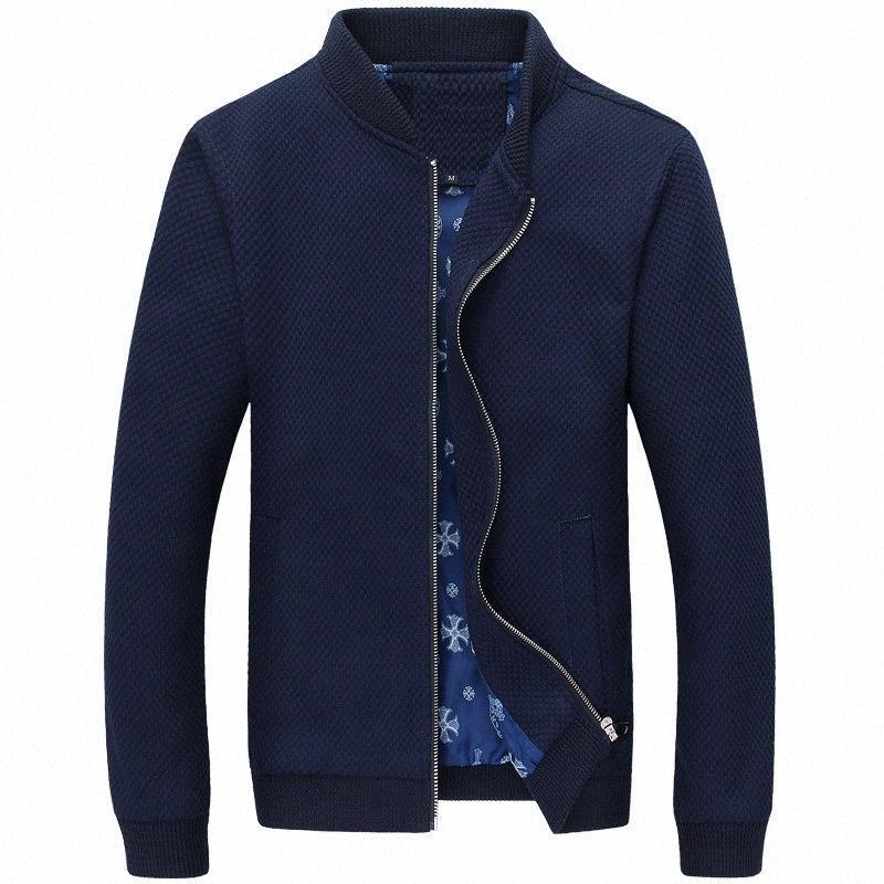 Brasão Plus Size Primavera Man Outono Jacket bolso Decorado Casual Jackets manga comprida Ar Livre Moda Masculina M 4XL Arrefecer Coats For Guys Nhl ET4z #