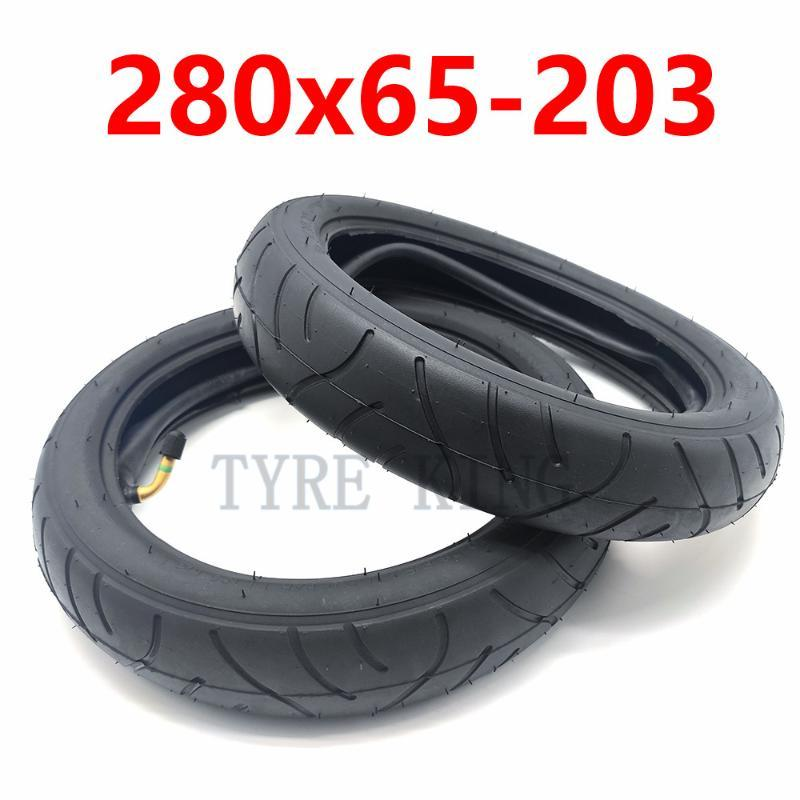 Alta calidad 280x65-203 Cámara de Aire exterior del neumático por un triciclo de niños de la carretilla, neumático 280 * 65-203 Neumáticos INNOVA