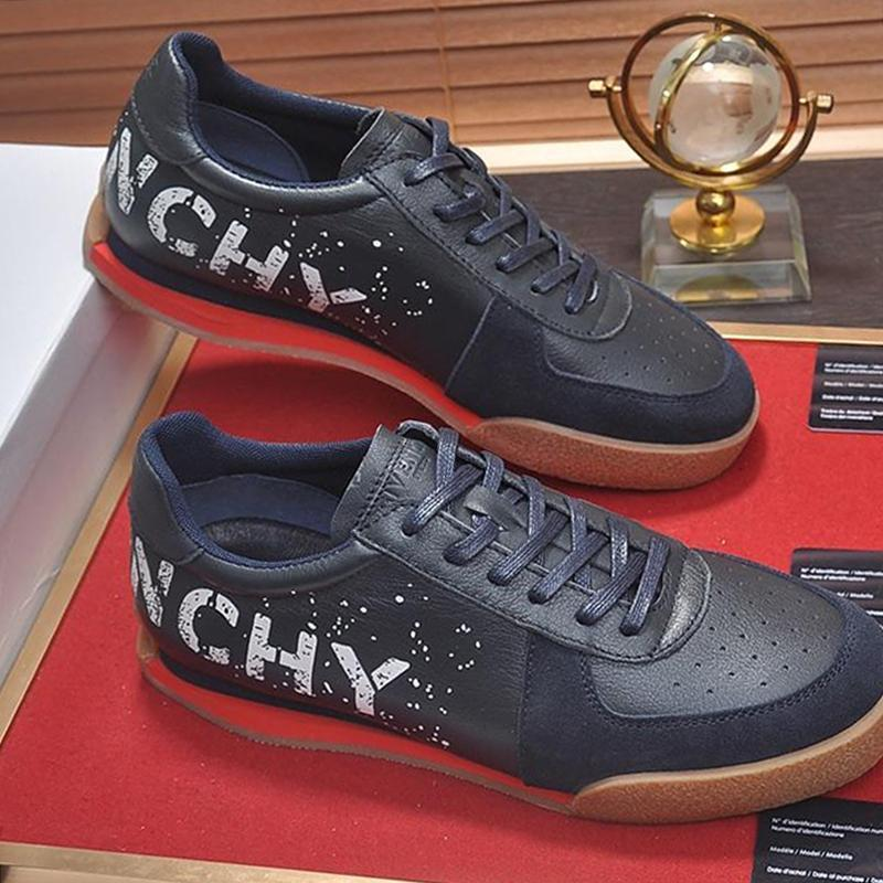 Luxe Hommes Chaussures Mode respirant Footwears Formateurs Chaussures pour Hommes 2020 Chaussures Hommes Chaussures boîte originale Mode Drop Shipping