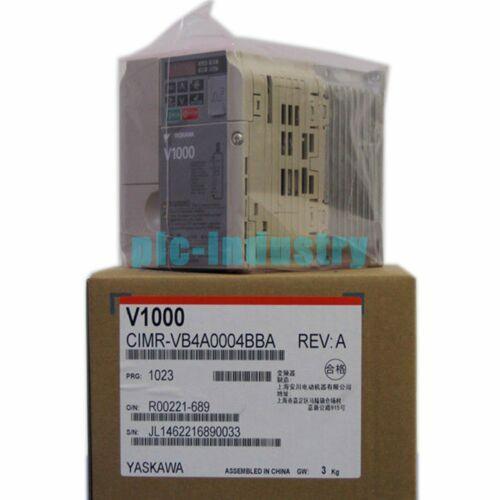 Совершенно новый yaskawa cimr-vb4a0004bba инвертор CIMRV4A0004BBA на один год гарантии