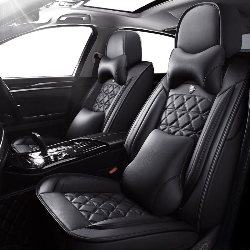 ZHOUSHENGLEE voiture housses de siège pour Infiniti QX70 QX30 ESQ Q50 Q70 QX50 M G FX série accessoires de voiture protecteur de coussin auto