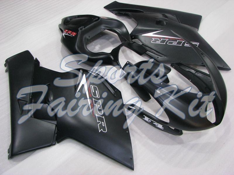 OG AGUSTA F4 Tam Vücut Kitleri 1000 CC 2005-2005 2006 Matter Siyah Kaporta 05 Kaporta