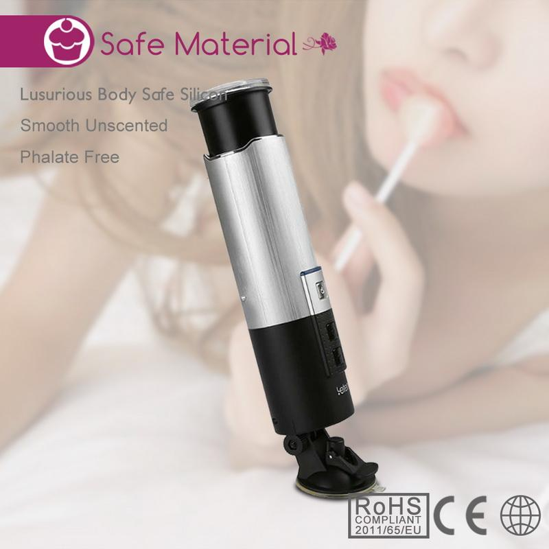 10 Speeds USB Male Automatic Masturbator for Man Silicone Vagina Real Pussy Vibrator Sex Toys for Men Masturbation Cup