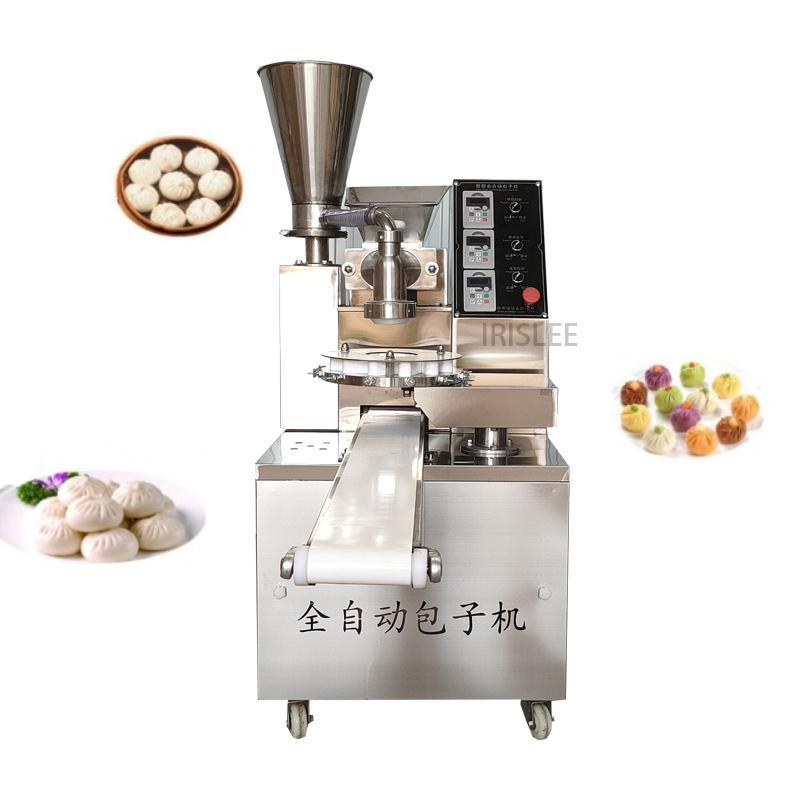 1.1KW Gute Qualität Gewerbe kleine automatische Dampfbrötchen Maschine gedämpftes Brötchen gefüllte Maschine Maschine baozi machen