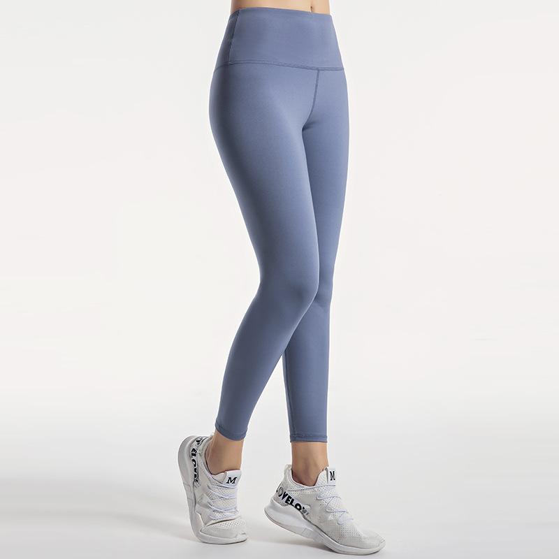 Mindstream Yoga-Hosen Bauch-Steuer Gamaschen Sport Fitness Hosen voller Anzüge Länge Jogging für Frauen Flex Leggings Lycra