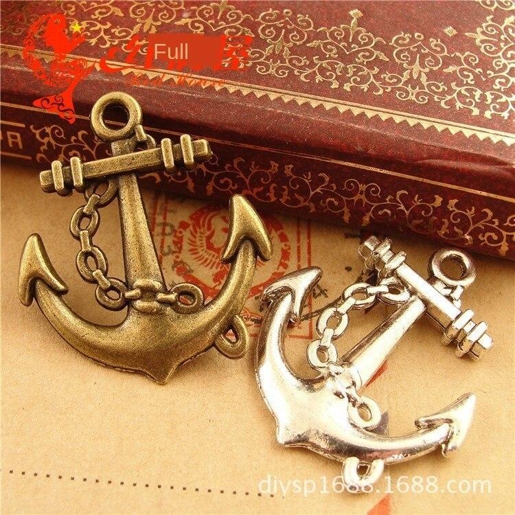 A1025 4.2g ancre Zakka 60 pièces / sac A1025 4.2g ancre bricolage bricolage Accessoires Zakka 60 pièces / sac