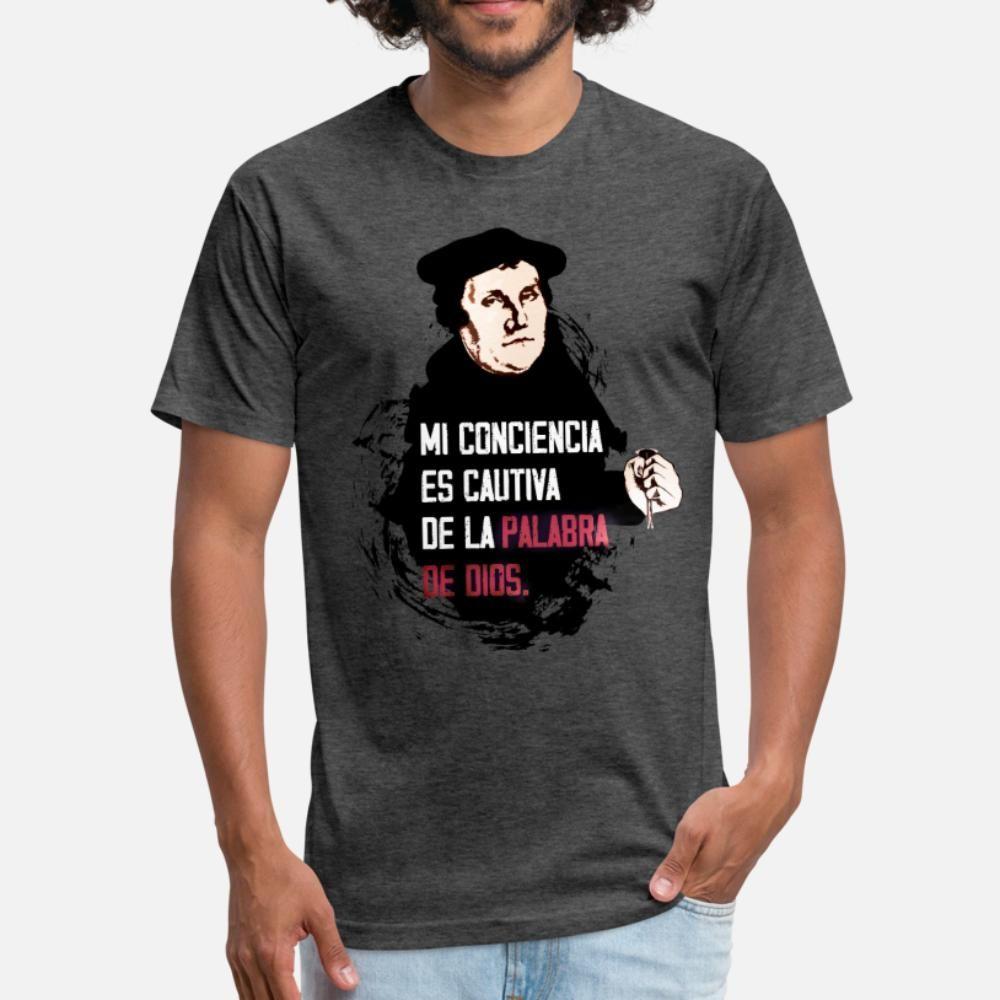 Lutero T-shirt à manches courtes hommes célèbre col rond Tendance célèbre Fashion Cool Spring Automne