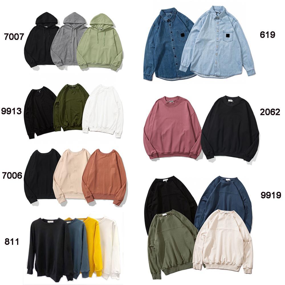 mode automne hoodies d'hiver hommes manches longues à capuche vêtements décontractés manteau de Hip Hop Pull couple de M-2XL