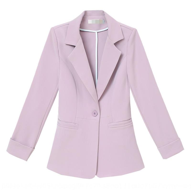 xuAuz Small suit for ladies jacket jacket spring and 2020 new early autumn British style all-match suit top early autumn