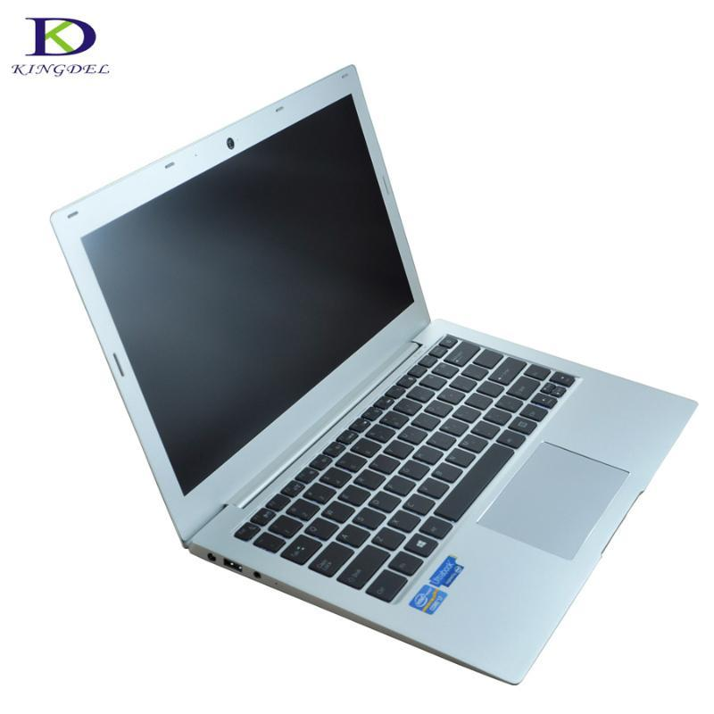 Fashionable Business Style 13.3 Inch Laptop Notebook PC for Intel Core 7200U Wireless Notebook with 8GB RAM 1TB SSD Type-C