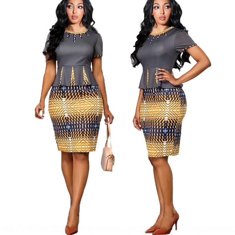 ropa WT6fo 7OmWu Nueva impreso para el vestido de la mujer impresa XQY60052020 XQY60052020 resorte de las nuevas mujeres para las mujeres resorte de la manera vestido de la manera wo