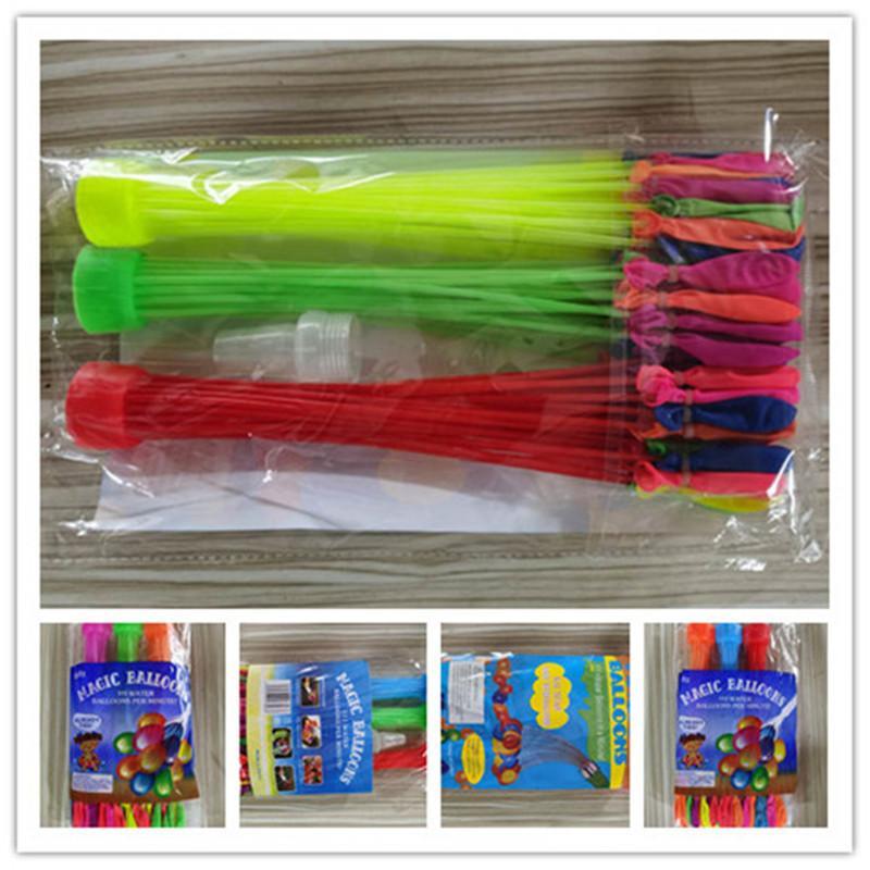 Colore del gioco di acqua calda all'aperto Molte estate (23) giocattolo palloncino combattimento vendita di palloncino d'acqua intrattenimento ukpsi