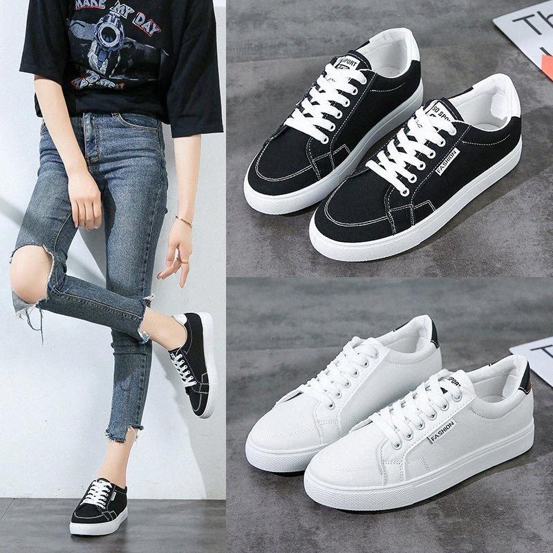Chaussure Femme 2020 zapatos tenis de los zapatos de las mujeres baratas estudiantes Plataforma lienzo aptitud de las mujeres de Tenis Femenino Zapatillas Mujer ETAS #