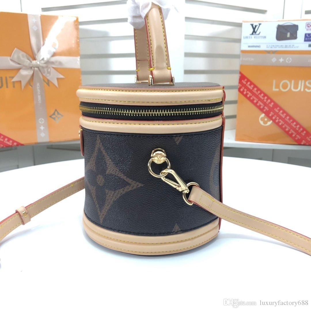 Канны M43986 дизайнер роскошных сумок женщин кожа твист сумки покупками мессенджер Корзина мешок мешок плеча карманы тотализаторов Косметическая сумка