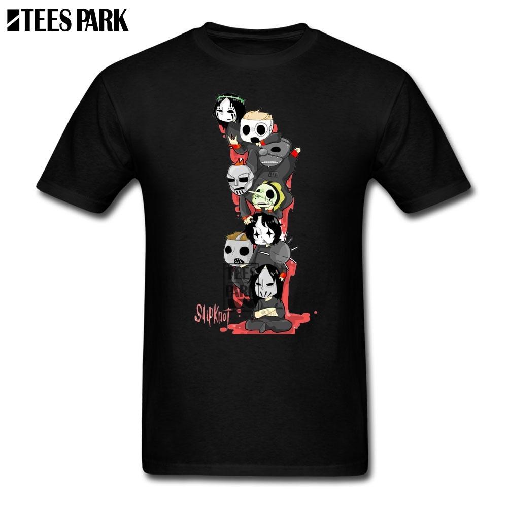 Hop Top Tees slipknots Mental pesado Hip bonito camisetas impressas em 3D Camiseta Clássico Menino do T Shirt Man Cotton Verão Best Selling