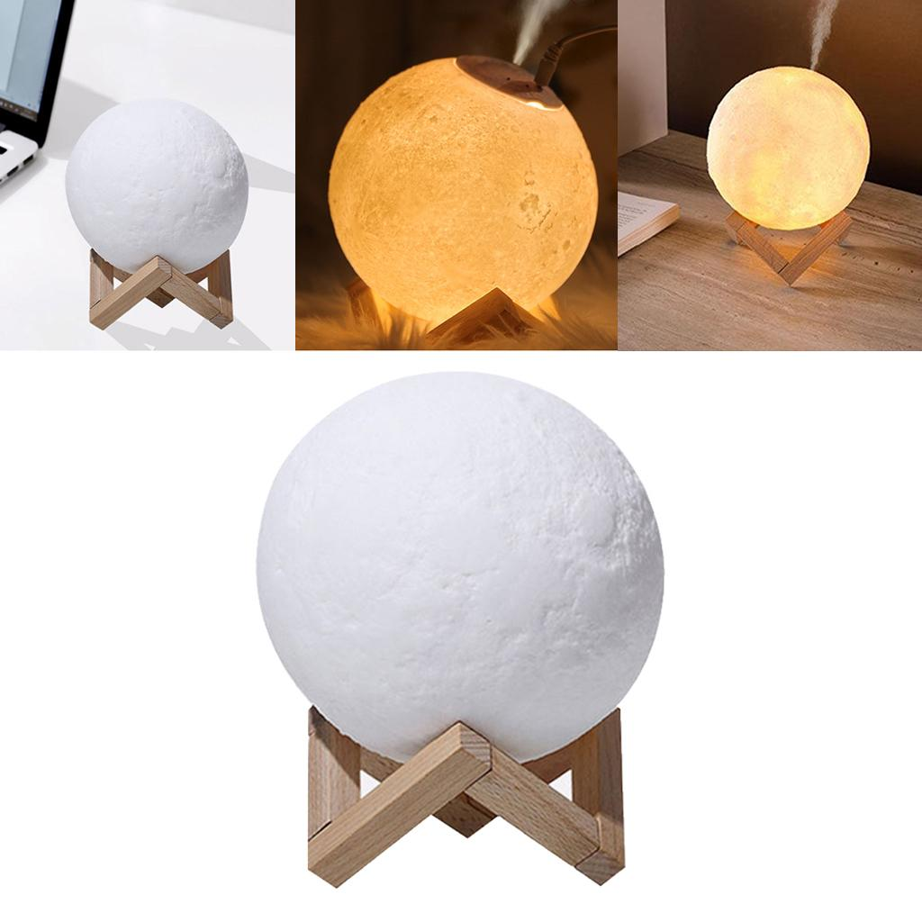 2020 Humidifier Aromatherapy Diffuser Led Desk Moon Lamp With Cool Mist Humidifier Function Adjustable Brightness And 2 Mist Mode From Zeyuantrading 11 76 Dhgate Com