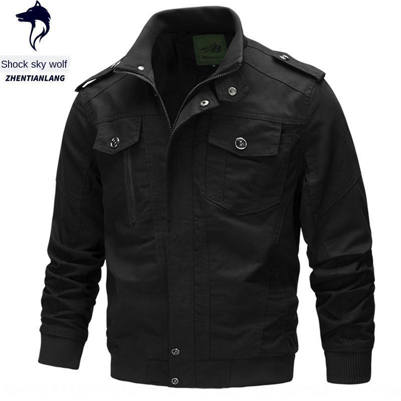 pur coton lavé uniforme pur coton veste de vêtements lavés Vêtements pour hommes jacketuniform veste hommes
