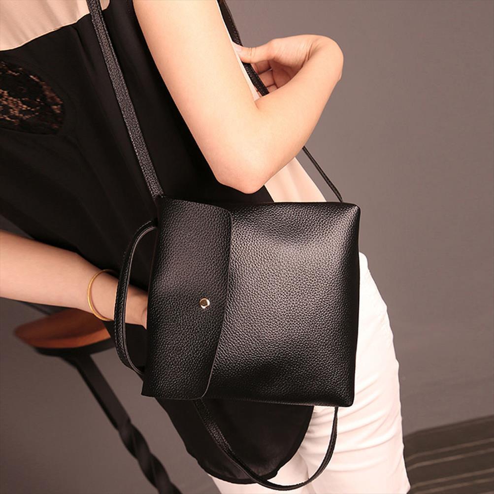 Tasche Litchi mit hohen Qualität Beutel der Frauen-Dame-Leder-Schulter-Rucksack-Schule-Rucksack-Reisen Rucksack Mujer a8