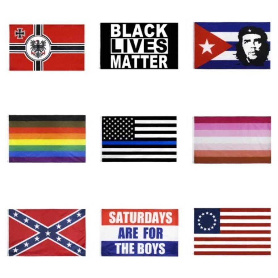 Confédéré drapeau rebelle bandanas Do-Rags headwraps guerre civile Drapeau 55 * 55cm Bandana Bandeau pour adultes Bandanas National Cotton Polyester # 918