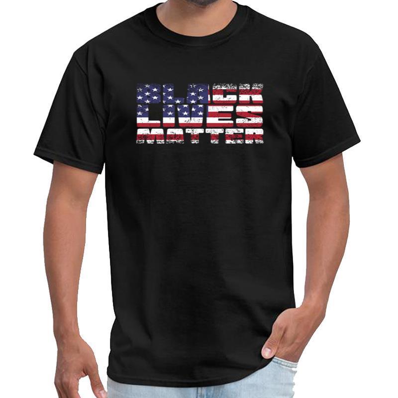 Imprimé vie noire des femmes shirt de la matière vipkid t-shirt s-6XL hiphop
