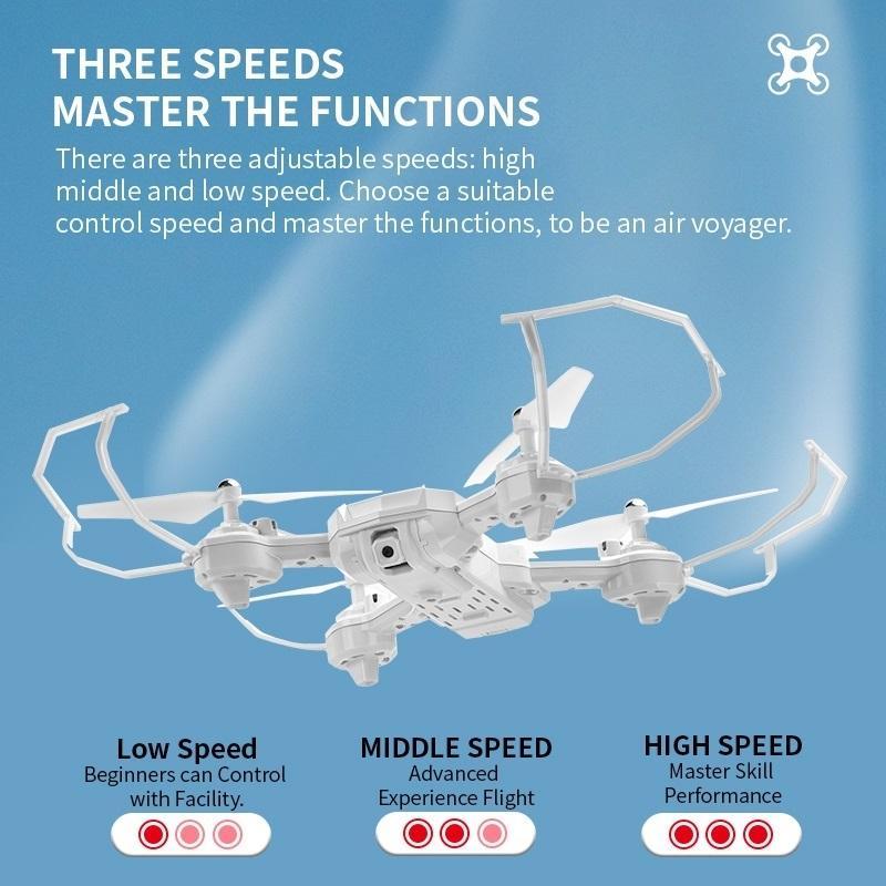 RC UAV planes Remote control Drone four axis HD camera RC aircraft Quadcopter Fun toys high speed 05