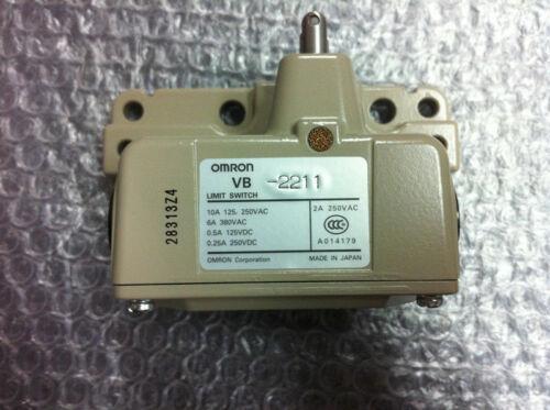 Новый Omron концевой выключатель VB-2211 в коробке Бесплатная доставка #LRR