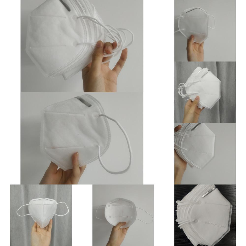 Anti-Gesicht Multiple Haze 5 Ply Staubschutzstaubdichtes Sauber auf Verkauf Maske