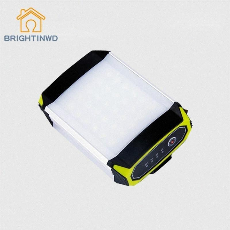 Port USB Camping Lanterne Lumière Flasher Mobile Power Bank 30 LED Camping Tente lumière extérieure Portable Lampe suspendue # YD