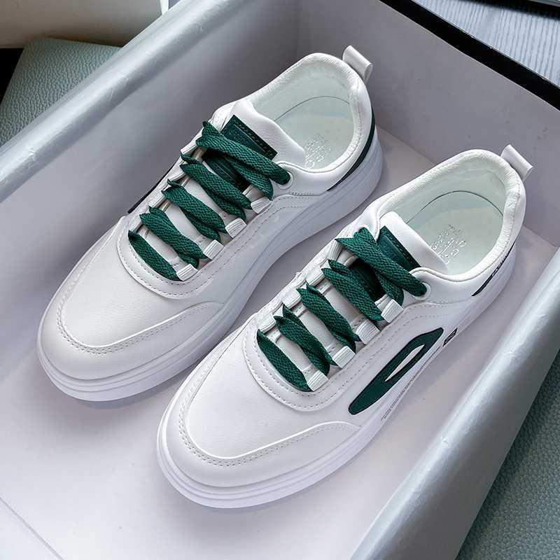 chica de zapatos 2020 nueva versátil calzado casual poco zapatos estudiante blanco celebridad web Super Fire ins zapatillas de deporte mujer