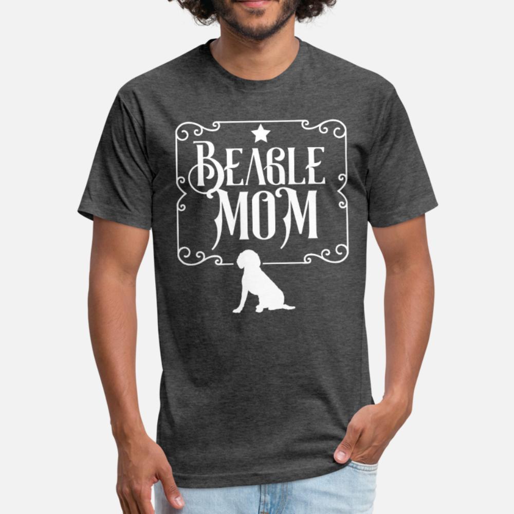 Beagle-Welpen-Beagles Geschenk Hundewelpen T-Shirt Männer Personalized 100% Baumwolle S-Xxxl Freizeit-loses Authentic Frühlings-Herbst-Trend-Hemd