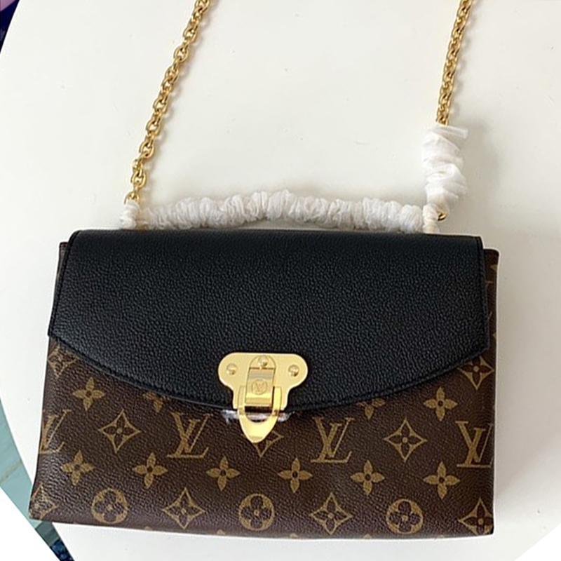 2021T Luxury Design Mesdames sac à main de haute qualité épaule de dîner Sac en cuir sauvage Mode Tissu Métal Texture Lady Sac n Crossbody